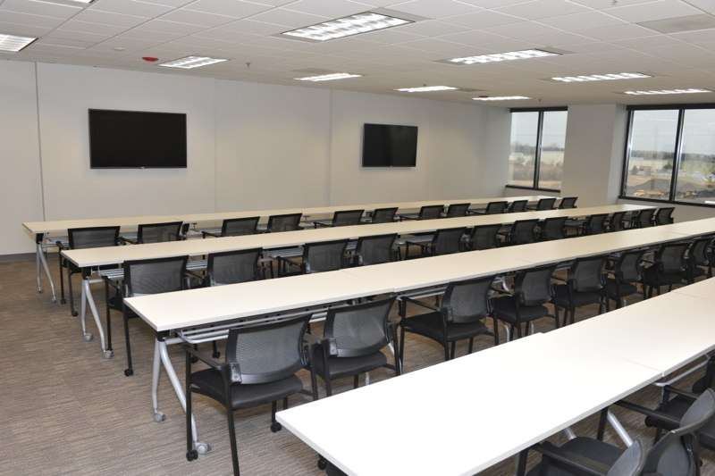 The Center For Association Resources class room
